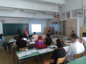 Školenie pre učiteľov piatych tried
