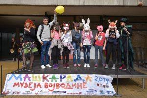 MAŠKARÁDA 2019 – Nový Sad