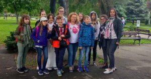 Návšteva zo Slovenska