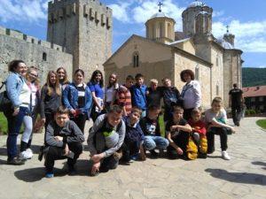 Naši šestaci na ekskurziji