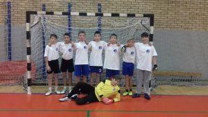 Opštinsko takmičenje  u  malom  fudbalu