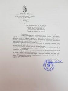 Prihláška pre zápis talentovaních žiakov 31.03. – 07.04.