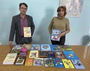 Časopisy a knihy v slovenskom jazyku