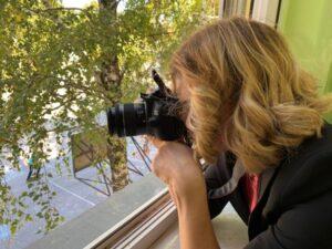 Fotografický aparát/kamera