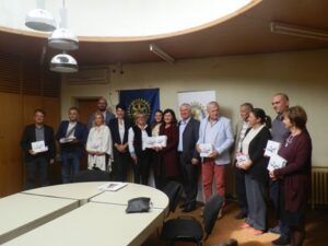 Donácia Rotary kluba v Srbsku
